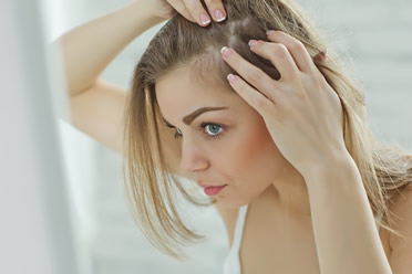 Female Hair Loss NYC