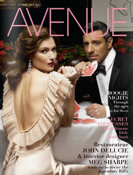 Avenue Black Book