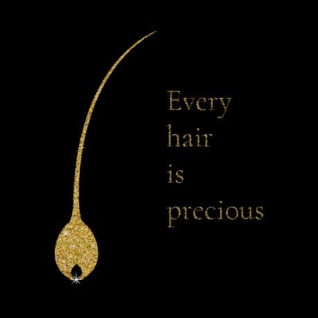Every Hair Is Precious